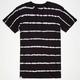 ALTAMONT White Lines Mens T-Shirt
