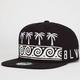 BLVD Ocean 2 Mens Snapback Hat
