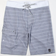 RIP CURL Lined Up Mens Boardshorts