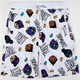 TRUKFIT Homies Mens Sweat Shorts