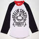 TRUKFIT Orbit Mens Baseball Tee