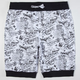 TRUKFIT Scribble Sweat Shorts