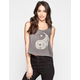 FULL TILT Yin Yang Womens Swing Tank