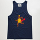 WELLEN Lifeguard Mens Tank
