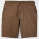 ENJOI Brown Trout Mens Shorts