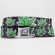 BUCKLE-DOWN Marijuana Haze Buckle Belt