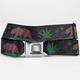 BUCKLE-DOWN Cali Bear Pot Leaf Buckle Belt