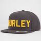 HURLEY Stadium Mens Snapback Hat