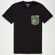 ETNIES Lombard Mens Pocket Tee