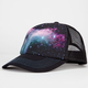 Galaxy Womens Trucker Hat