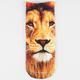 Lion Photo Womens Ankle Socks