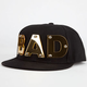 Bad Womens Snapback Hat