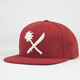 US VERSUS THEM Crosscut Jersey Mens Snapback Hat
