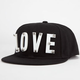 Love Womens Snapback Hat
