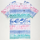 MOWGLI SURF Seashore Mens T-Shirt