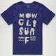 MOWGLI Surf Yoga Mens T-Shirt