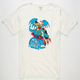 MOWGLI SURF Dragon Ride Mens T-Shirt