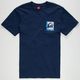 QUIKSILVER Sick Fit Mens T-Shirt