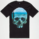 DC SHOES Seaskull Mens T-Shirt