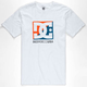 DC SHOES Cross Stars Mens T-Shirt