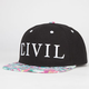 CIVIL Jackson Mens Snapback Hat