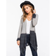 FULL TILT Essential Womens Ombre Lightweight Wrap