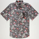FYASKO Miami Slice Mens Shirt