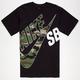 NIKE SB T&T Camo Mens T-Shirt