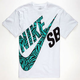 NIKE SB T&T Big Cat Mens T-Shirt