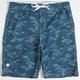 ALTAMONT Wavy Mens Shorts