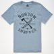 BURTON Logger Mens T-Shirt