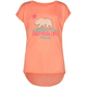 BILLABONG Cali Love Girls Hi Low Tee