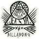 BILLABONG Les Punk Sticker
