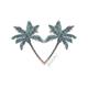 BILLABONG Corazon De Palms Sticker