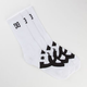 DC SHOES Willis 3 Pack Mens Crew Socks