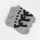 DC SHOES 3 Pack Suspension 2 Mens Ankle Socks