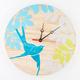 Bird Wall Clock