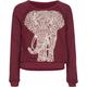 FULL TILT Elephant Girls Sweatshirt