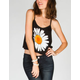 FULL TILT Daisy Womens Swing Tank