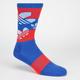 ADIDAS Originals Wide Stripe Mens Crew Socks