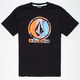 VOLCOM Bleedy Circle Boys T-Shirt