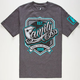 FAMOUS STARS & STRAPS Champs Mens T-Shirt