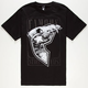FAMOUS STARS & STRAPS Lobo BOH Mens T-Shirt