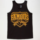 FAMOUS STARS & STRAPS Conference Champs Mens Tank
