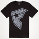 FAMOUS STARS & STRAPS Big Paisley Mens T-Shirt