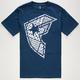 FAMOUS STARS & STRAPS Fam Type BOH Mens T-Shirt