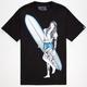 FATAL Surfer Chick Mens T-Shirt