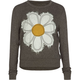 FULL TILT Daisy Girls Semi Crop Tee