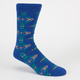 PENDLETON Maize Spirit Mens Crew Socks