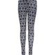 FULL TILT Diamond Print Girls Leggings